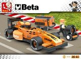 plus gratis Formule 1 Beta Bouwset