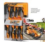 Beta schroevendraaierset 8-delig met gratis Beta Bouwset Formule 1_8