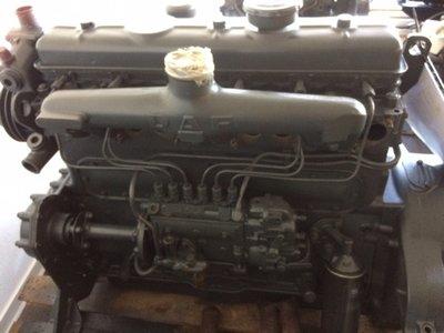 DAF 575 gemodificeerd gereviseerde motor