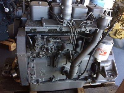 Cummins 4BT gereviseerde motor