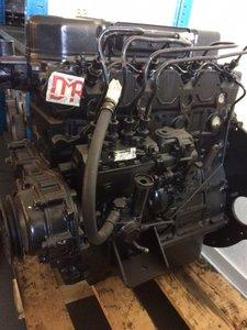 Mitsubishi S4E gereviseerde motor