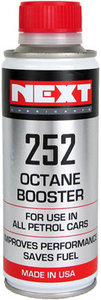 NEXT  Octane Booster 252 voor betere prestaties