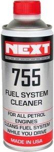 755 FUEL SYSTEM CLEANER zorgt voor een complete reiniging van het brandstofsysteem