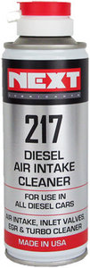 Next 217 DIESEL AIR INTAKE CLEANER