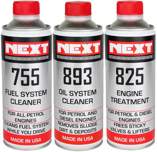NEXT 161 Professional Oil/Fuel Service Kit
