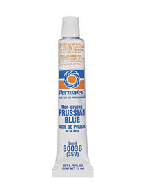 Permatex Prussian Blue 80038