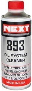 Next 893 oil system cleaner reinigt de motor inwendig