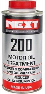 Next 200 motor olie treatment vermindert overmatig oliegebruik