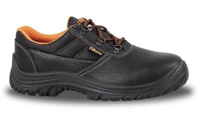 Lederen schoen, waterafstotend met spijker penetratie bestendige tussenzool S3 SCR BASIC