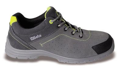 Suede schoen 7212FG